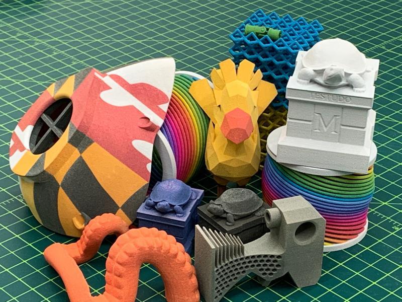 Advanced 3D Printing